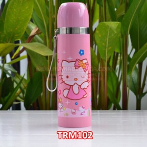 TRM102	Termos Air Panas Karakter Hello Kitty 2